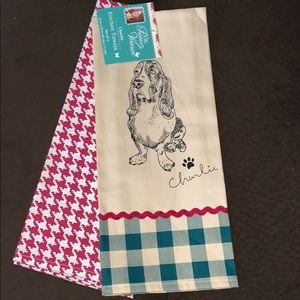 The Pioneer Woman Charlie Kitchen Towels